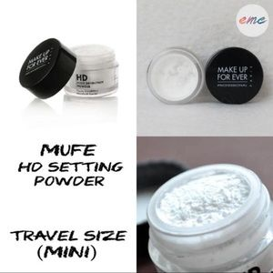 Makeup forever hd travel size setting powder